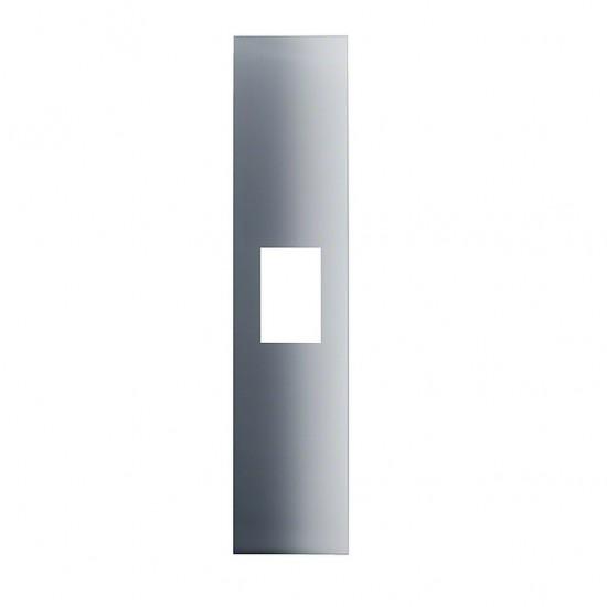 Miele Edelstahl-Frontverkleidung MasterCool Kühl oder Gefrierschränken KFP 1813 Front edelstahl-37996016EU1-31