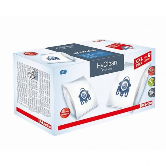 Miele Staubbeutel XXL-Pack GN HyClean 3D-41996596EU1-31