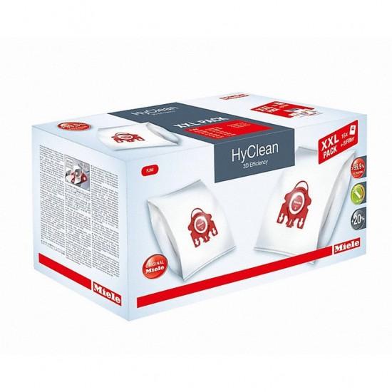 Miele Staubbeutel XXL-Pack FJM HyClean 3D-41996597EU1-31