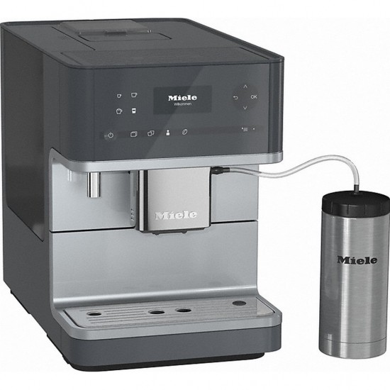 Miele Kaffeevollautomat CM 6350 Graphitgrau D-29635030D-31