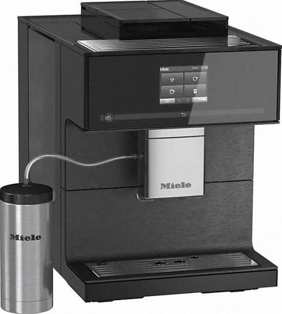 Miele Kaffeevollautomat CM 7750 Obsidianschwarz-29775020D-31
