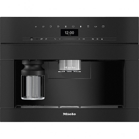Miele Kaffeevollautomat CVA 7440 Obsidianschwarz D-29744020D-31