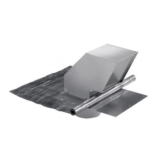 Miele Dachdurchführung Durchm. 125/150 mm DDF 125-28996072-30