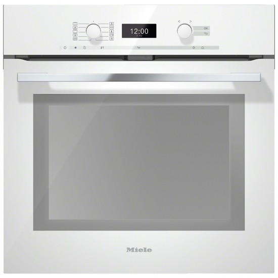 Miele Backofen H 6360 BP Brillantweiß-22636013-30