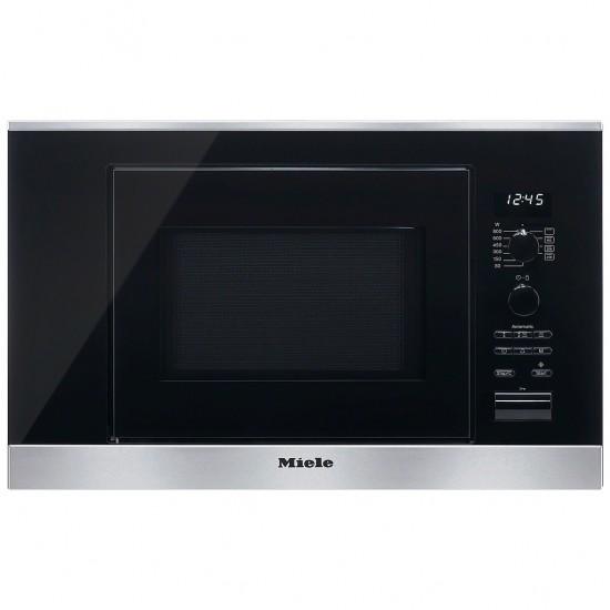 Miele Mikrowelle Edelstahl CleanSteel M 6032 SC-24603250-30