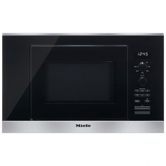 Miele Mikrowelle Edelstahl CleanSteel M 6030 SC-24603050-30