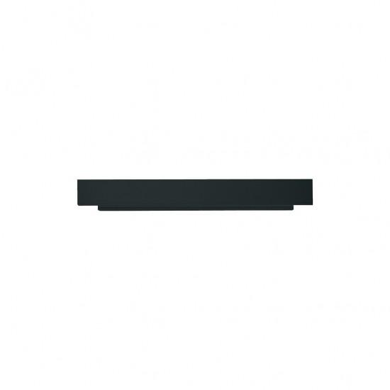 Miele Ausgleichsblende für die 45er Nische AB 45-7L schwarz-23996200-30