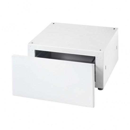 Miele Unterbausockel mit Schublade WTS 410 weiss-12996074-30