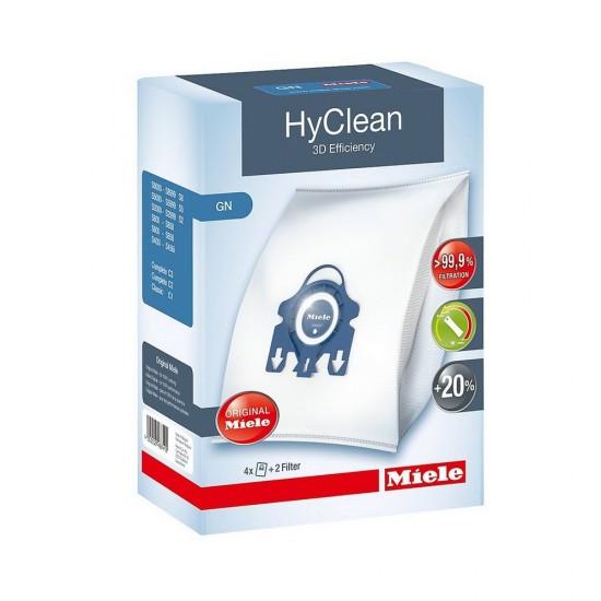 Miele Staubbeutel HyClean GN 3D-41996572D-31