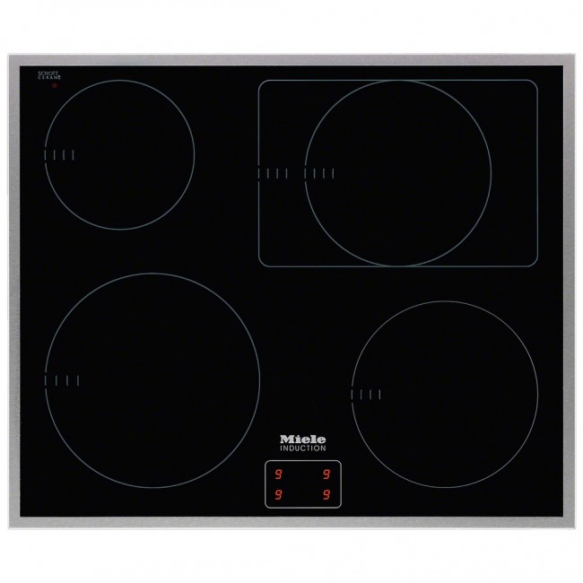 Miele induktion kochfeld km 6090 edst lp 26609052d online for Miele induktion