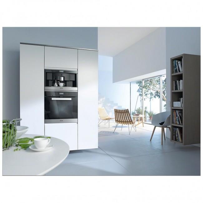 miele kaffeevollautomat cva 6431 edelstahl 29643150 online kaufen. Black Bedroom Furniture Sets. Home Design Ideas