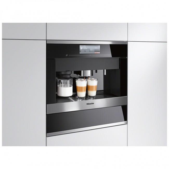 miele kaffeevollautomat cva 6800 edelstahl 29680050 online kaufen. Black Bedroom Furniture Sets. Home Design Ideas