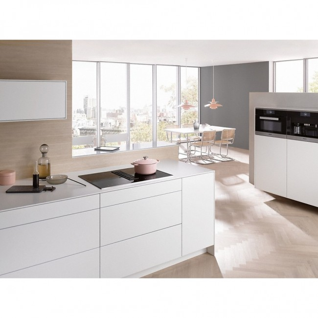 miele induktion kochfeld kmda 7774 fr mit integriertem. Black Bedroom Furniture Sets. Home Design Ideas