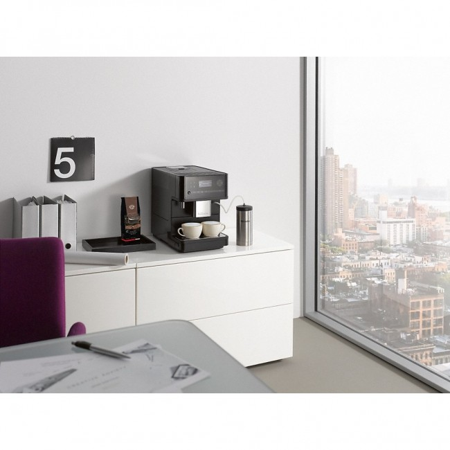 miele kaffeevollautomat cm 6350 blackedition d 29635040d online kaufen. Black Bedroom Furniture Sets. Home Design Ideas