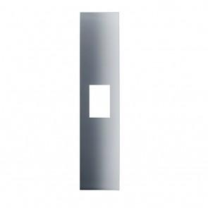 Miele Edelstahl-Frontverkleidung MasterCool Kühl oder Gefrierschränken KFP 1813 Front edelstahl-37996016EU1-20