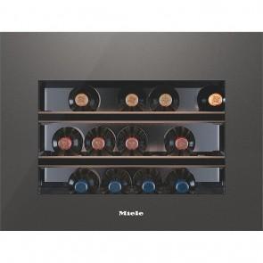 Miele Einbau-Weinlagerschrank KWT 6112 iG Graphitgrau Glas-36611202EU1-20
