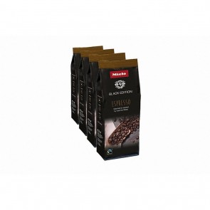 Miele Kaffee BlackEdition Espresso 4x250 DE-ÖKO-001-29992629EU1-20