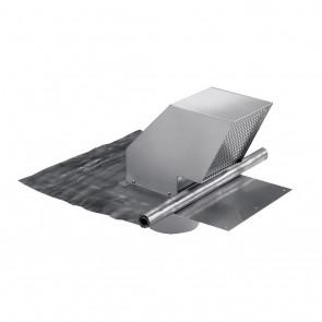 Miele Dachdurchführung Durchm. 125/150 mm DDF 125-28996072-20