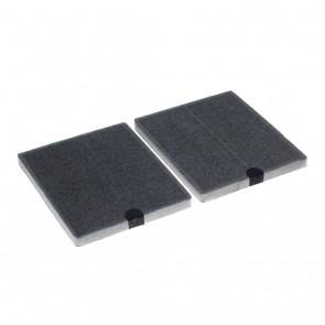 Miele 2 x Geruchsfilter mit Aktivkohle DKF 15-1-28996268-20