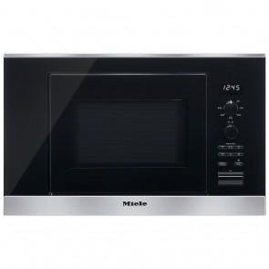 Miele Mikrowelle Edelstahl CleanSteel M 6030 SC-24603050-20