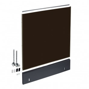 Miele Dekorset-Unterbau B x H, 60 x 60 cm braun-21995150-20