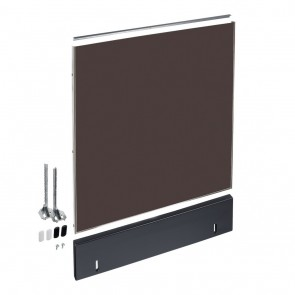 Miele Dekorset-Unterbau B x H 60 x 60 cm GDU braun-21995480-20