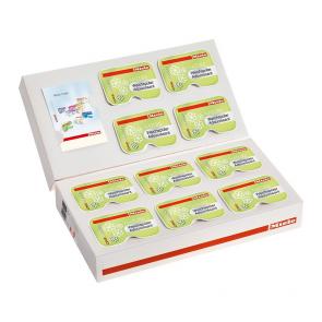 Miele 10er Pack Caps Weichspüler NATURE-11997083EU1-20
