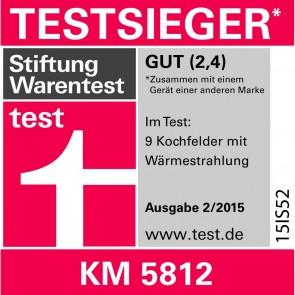 Miele Ceran-Kochfeld KM 5812 EDST-26581250D-20