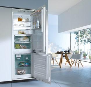 Miele Kühl-Gefrier-Kombinationen