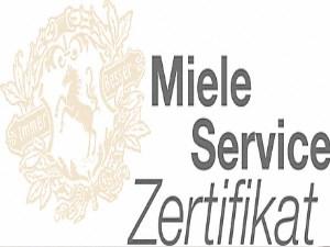 Miele Service Zertifikat