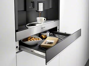 Einbau-Kaffeevollautomat mit Nespresso-System