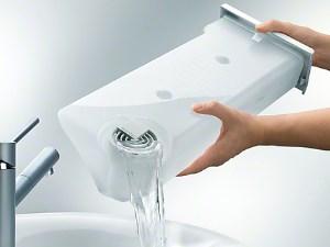 Anzeige Kondenswasserbehälter