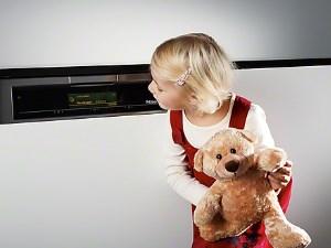Kindersicherung, Kontrollanzeigen