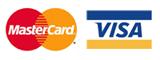 Zahlung mit Kreditkarte